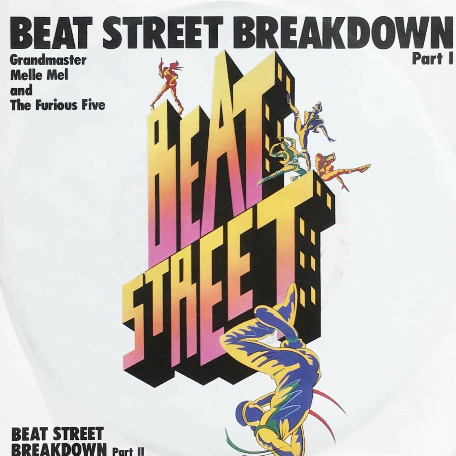 Beat Street Breakdown - Cover Front