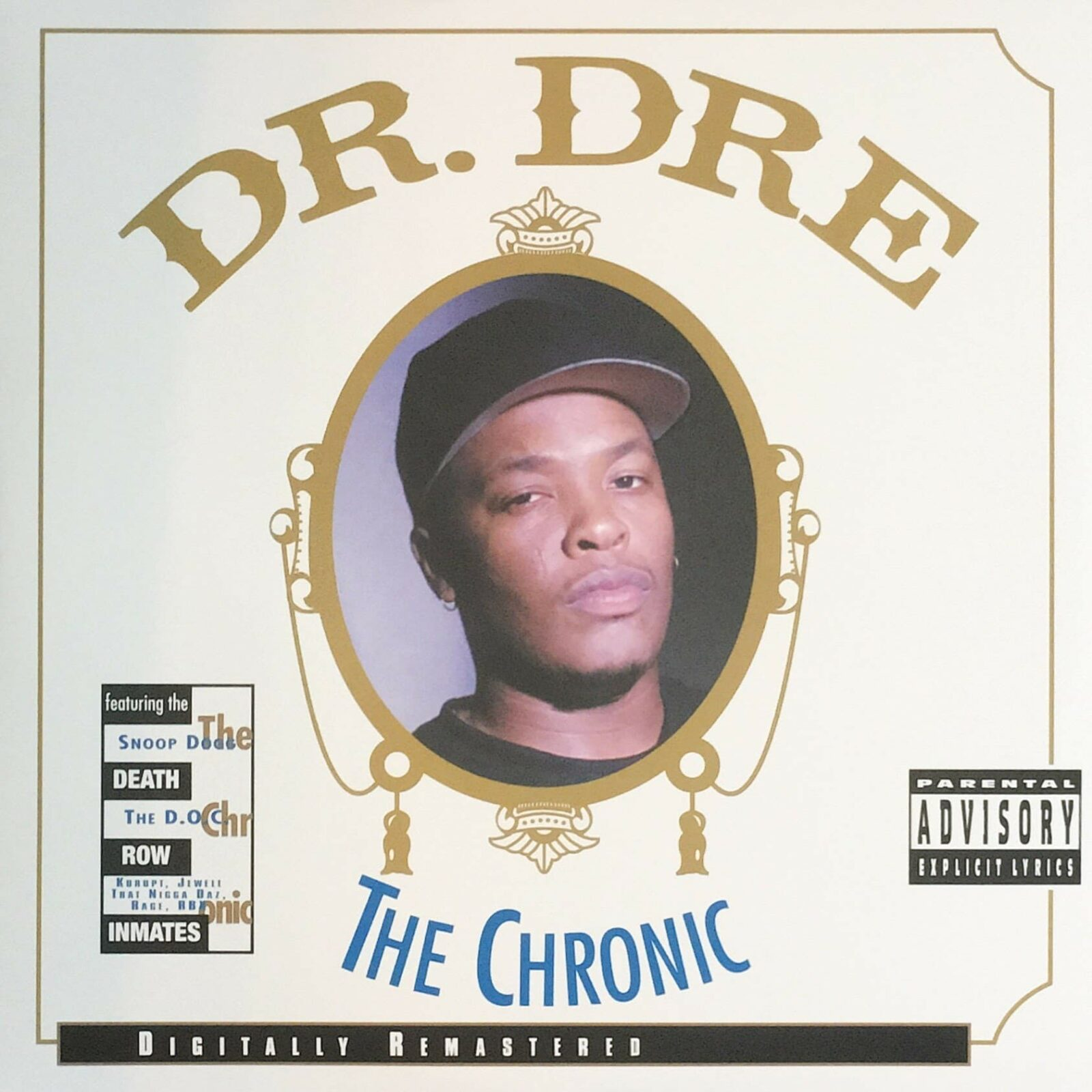 Dr. Dre - The Chronic - Front