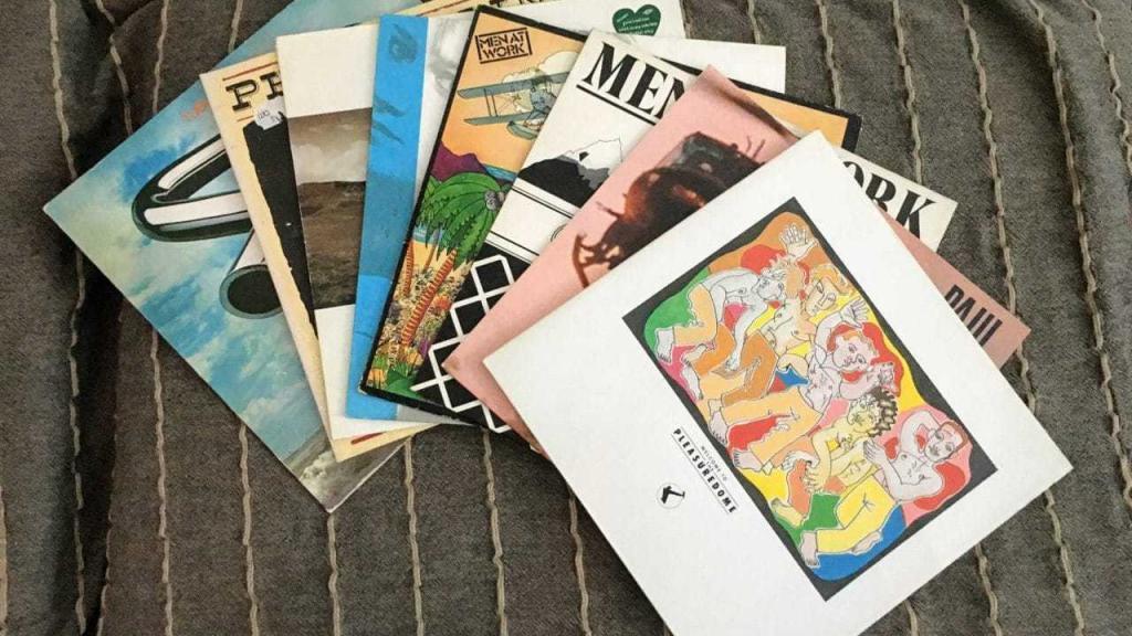 Flohmarkt Fund - Vinyl 41