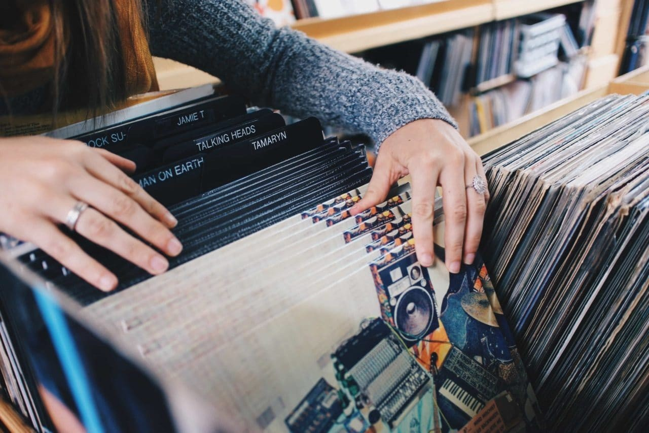 News Vinyl 41