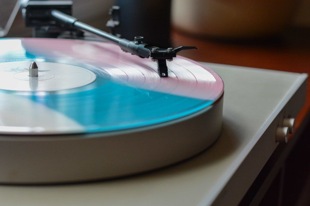 Plattenregal Vinyl 41