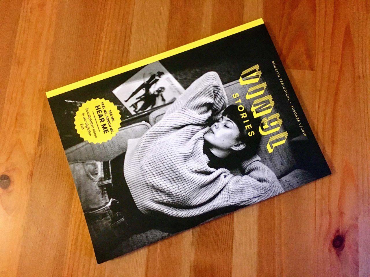 Vinyl Stories Bookazine 01 - 2016