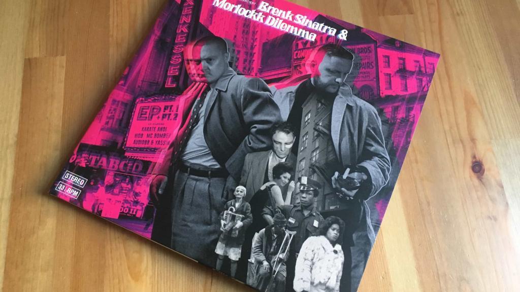Brenk Sinatra & Morlockk Dilemma - Hexenkessel EP 1+2