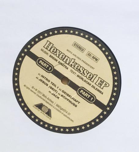 Hexenkessel EP - Brenk und Morlockk 4