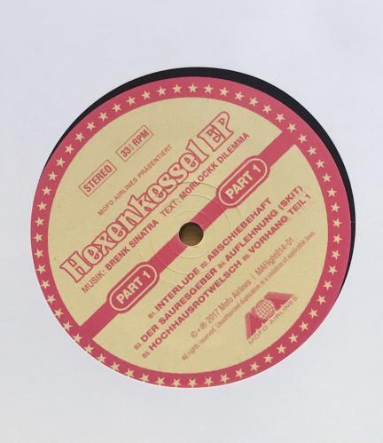 Hexenkessel EP - Brenk und Morlockk 5