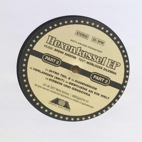 Hexenkessel EP - Brenk und Morlockk 6