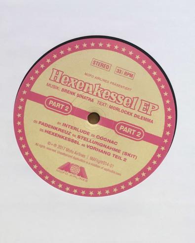 Hexenkessel EP - Brenk und Morlockk 7