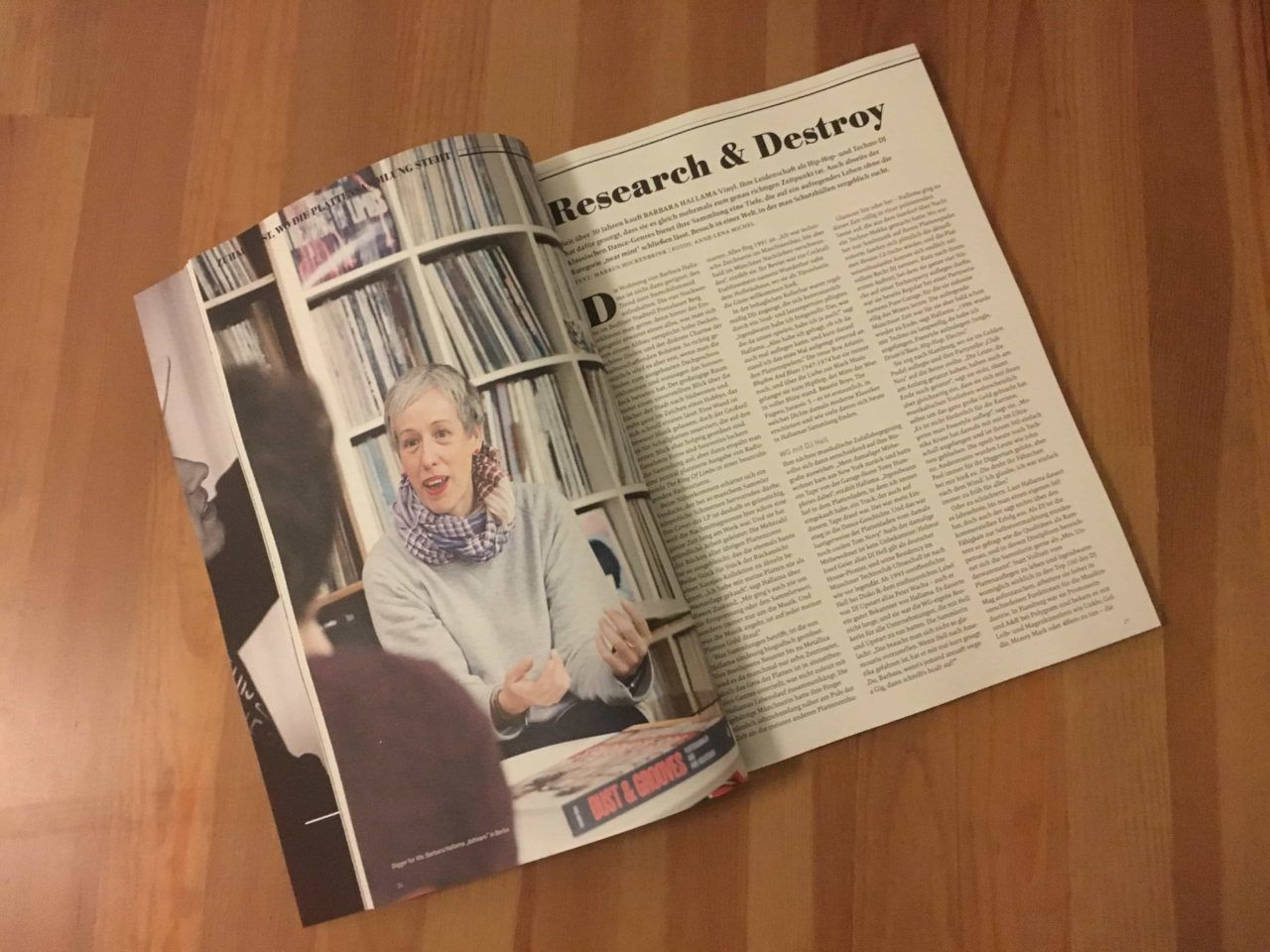 Mint - Ausgabe 10 - Magazin für Vinyl-Kultur