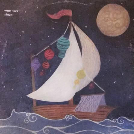 Ships White Vinyl Edition - Wun Two 1