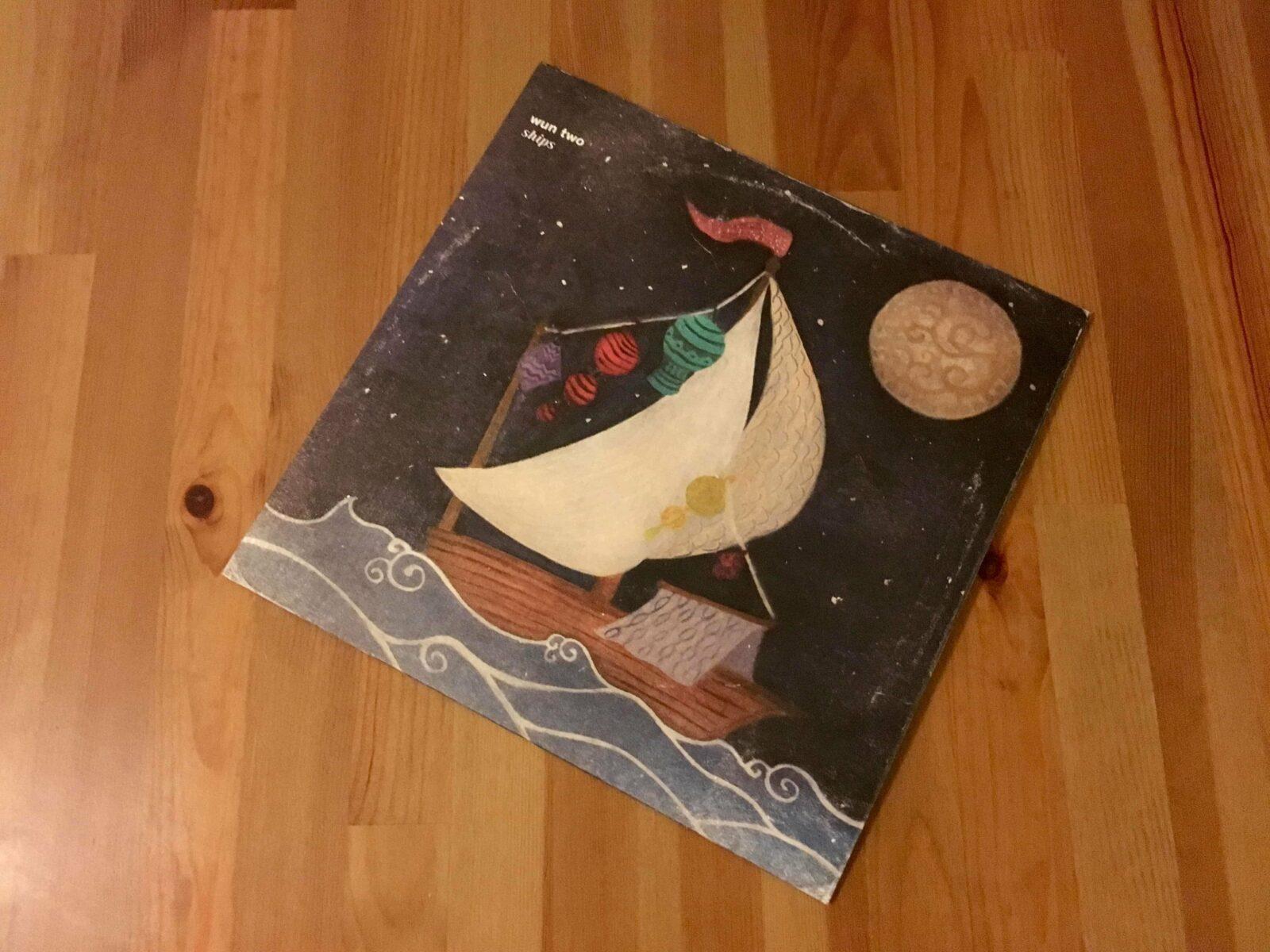 Ships White Vinyl Edition - Wun Two (2016)
