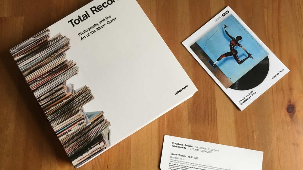 Total Records - Vinyl & Fotografie