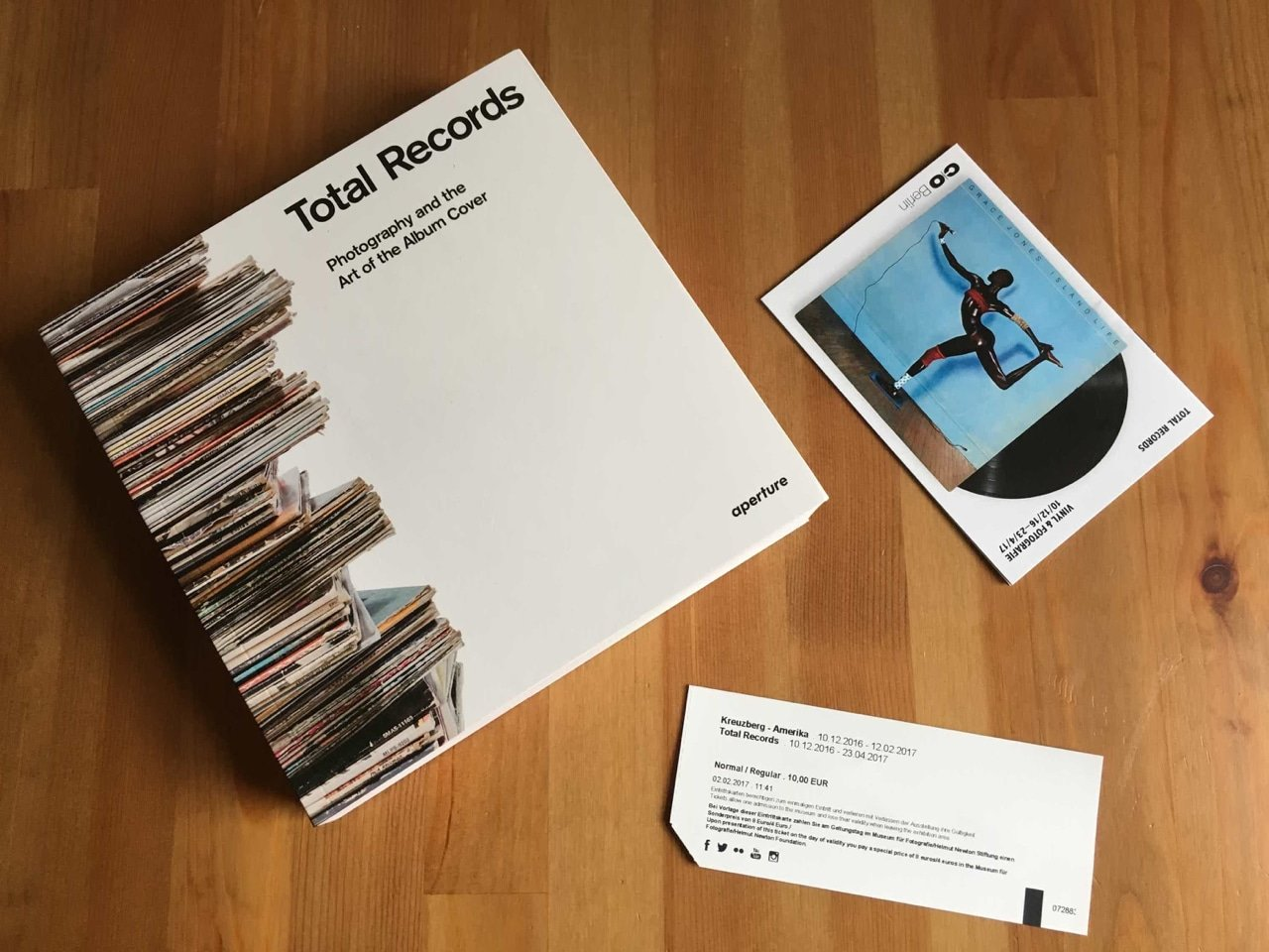 Total Records - Vinyl & Fotografie