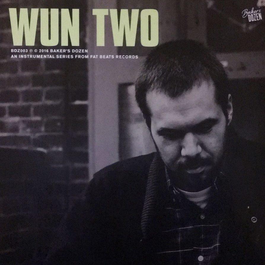 Wun Two - Baker's Dozen (fatbeats) 1