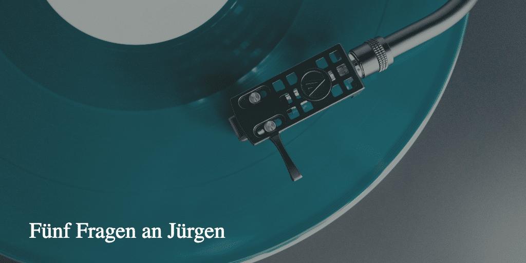 Fünf Fragen an Jürgen