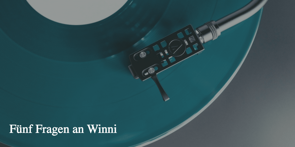Fünf Fragen an Winni