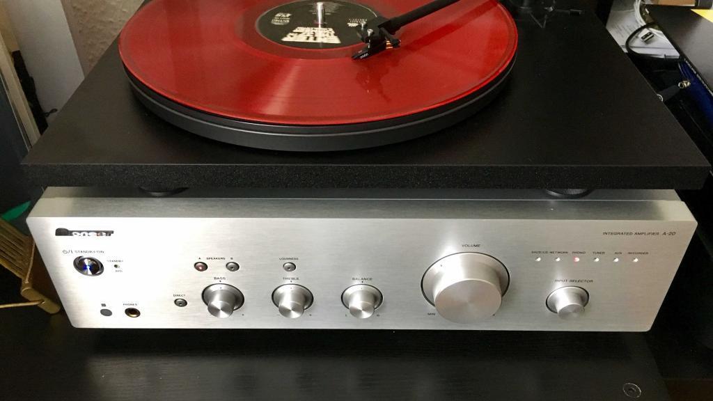 Pioneer A-20-S Stereo-Verstärker