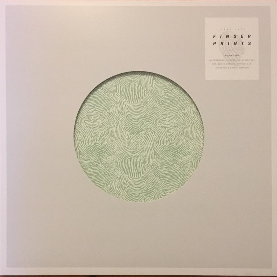 Isaac Haze - Fingerprints (Volume 1) 1