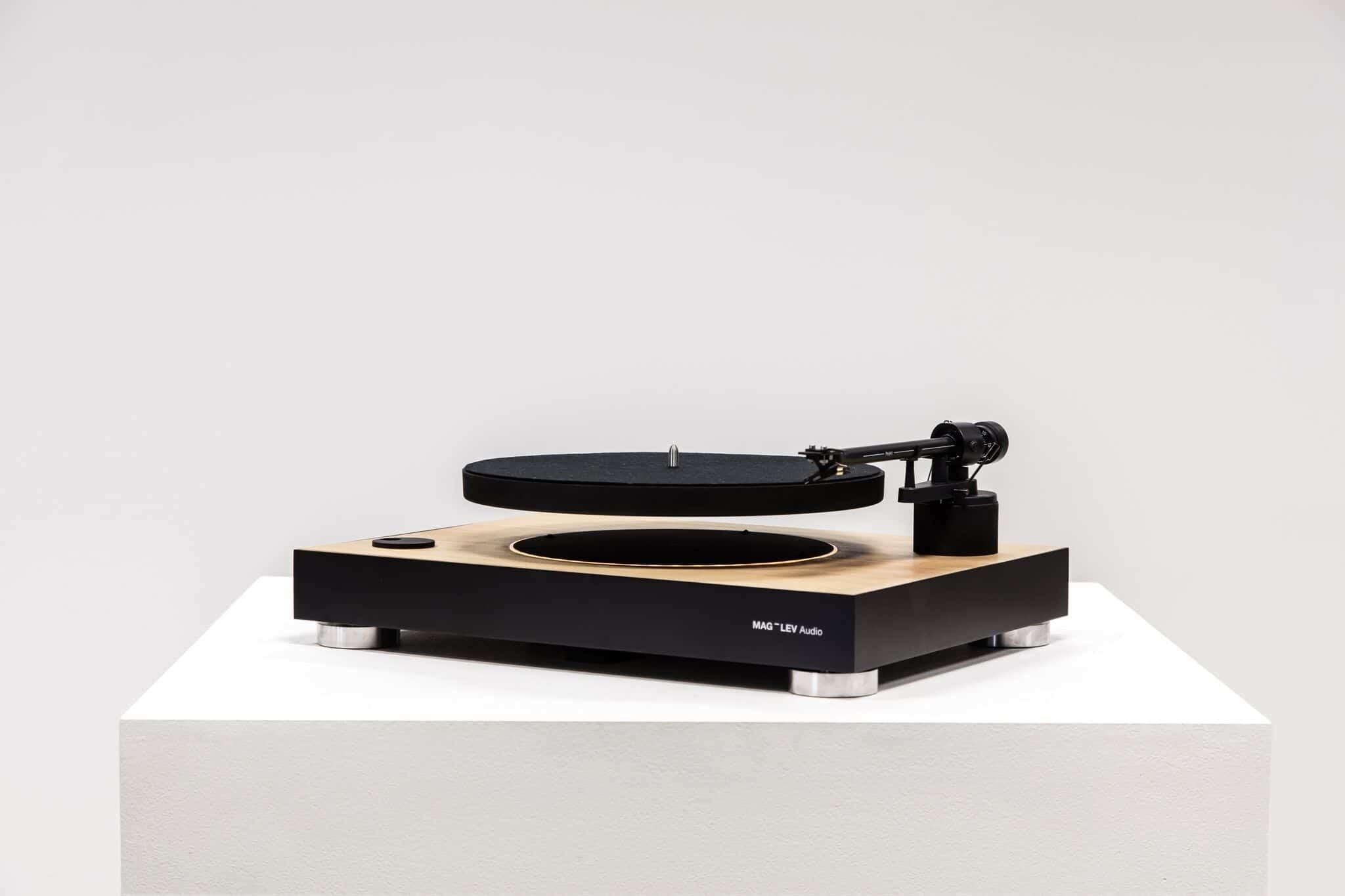 MAG-LEV Audio - das schwebende Vinyl