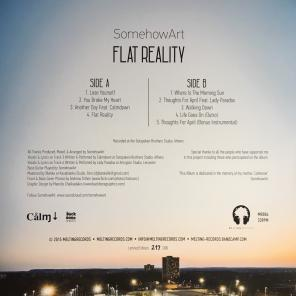 SomehowArt - Flat Reality (Melting Records) 2
