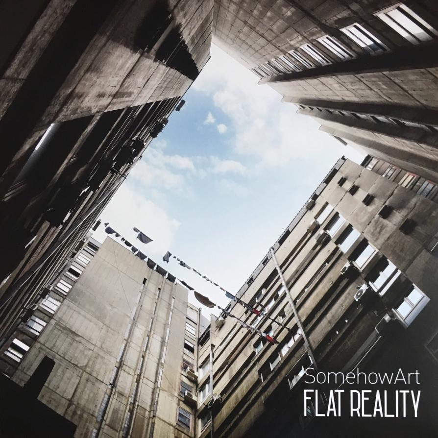 SomehowArt - Flat Reality (Melting Records) 1