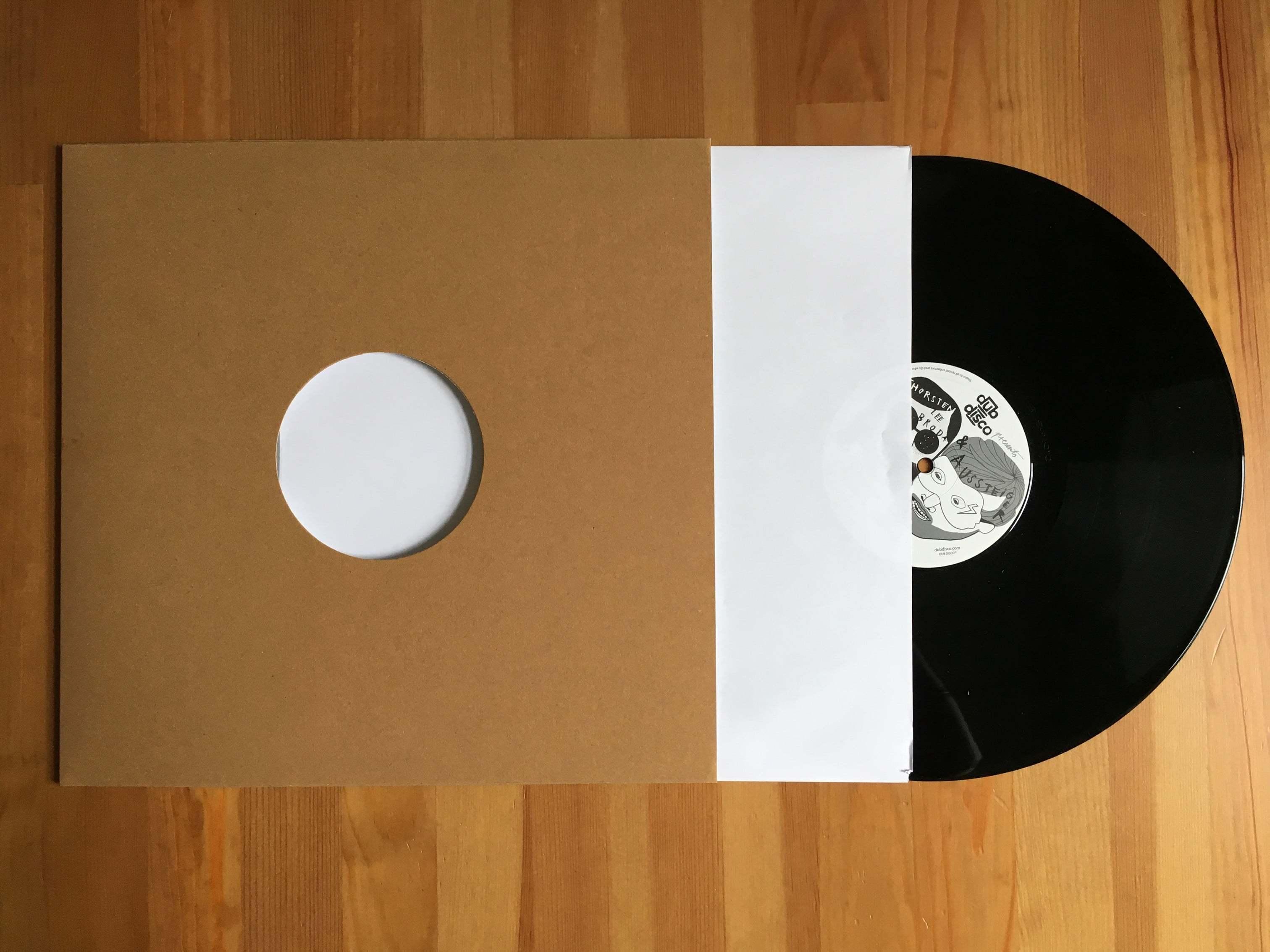 Dub Disco presents Thorsten Lee Broda & Aussteiger