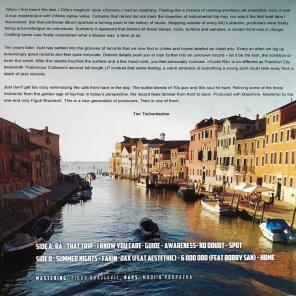 Thelonious Coltrane - Guide RA (LP)