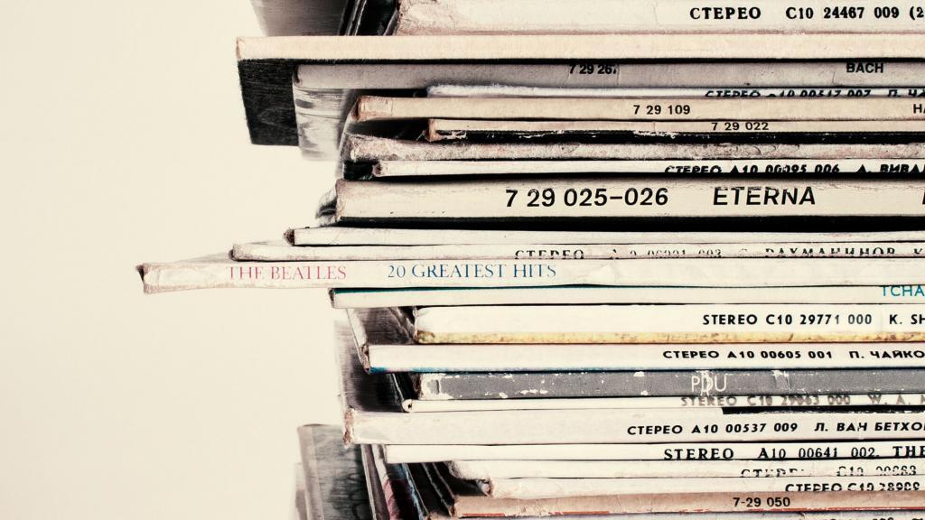 3 Tipps zur richtigen Vinylpflege