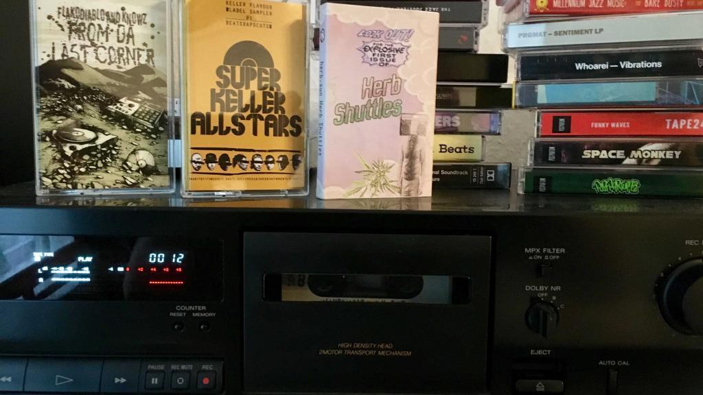 Flakodiablo & Knowz, Super Keller Allstars, Herb.sun