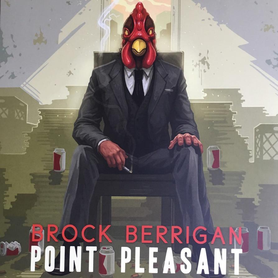 Brock Berrigan - Point Pleasant 1