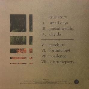 Plusma - Shape EP (Dezi-Belle) 2
