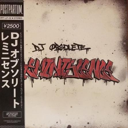 DJ Obsolete - Reminiscence