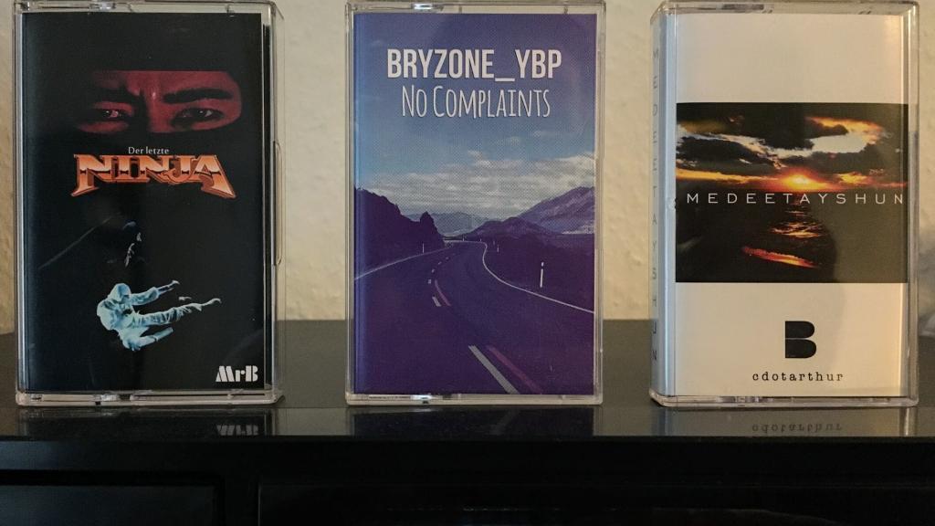 Mr. Backside, bryZone_ybp, BsideByWale