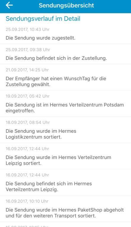 Hermes - Götterbote abgestürzt? 2