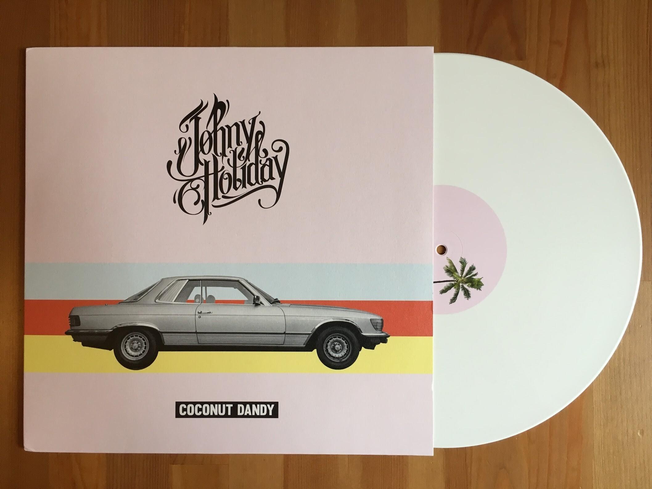 Johny Holiday - Coconut Dandy