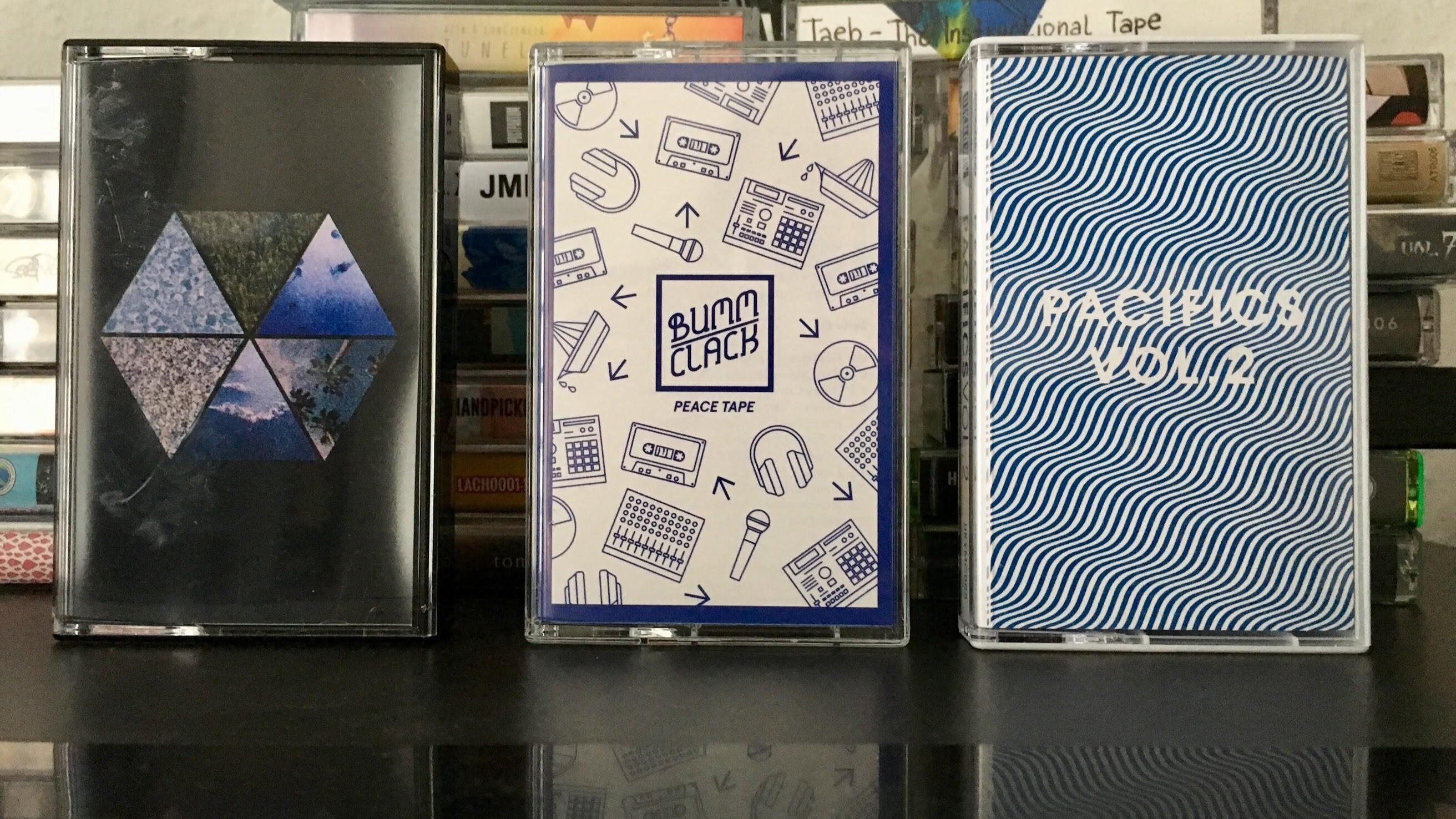LBL x Sterilone, Bumm Clack, UKNOWY - Tapes 19