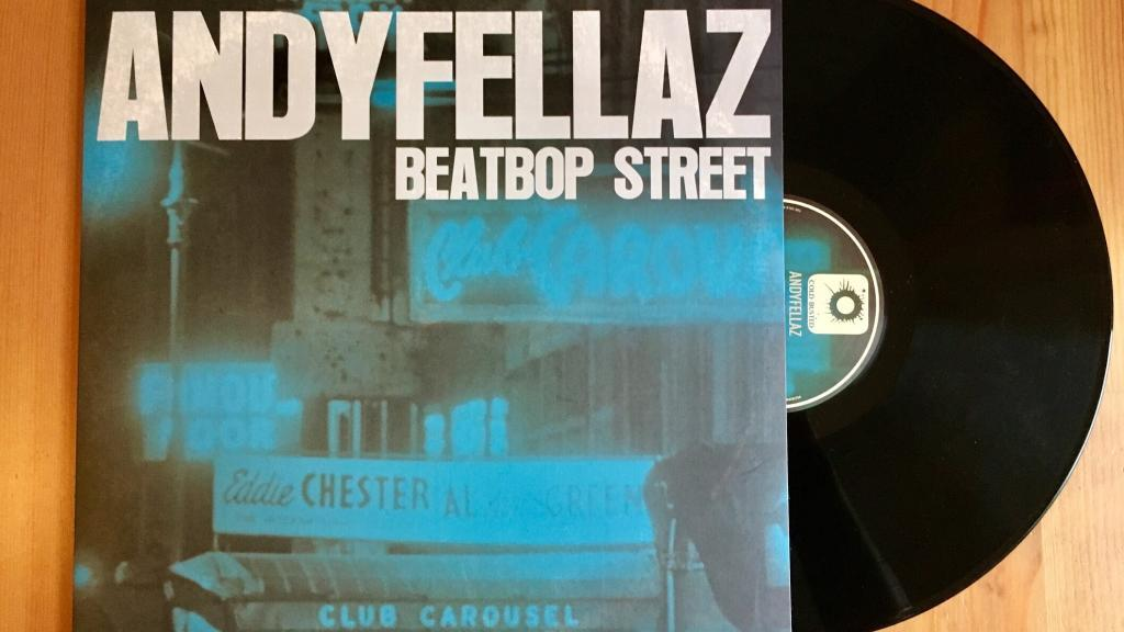 AndyFellaz - BeatBop Street - Cold Busted