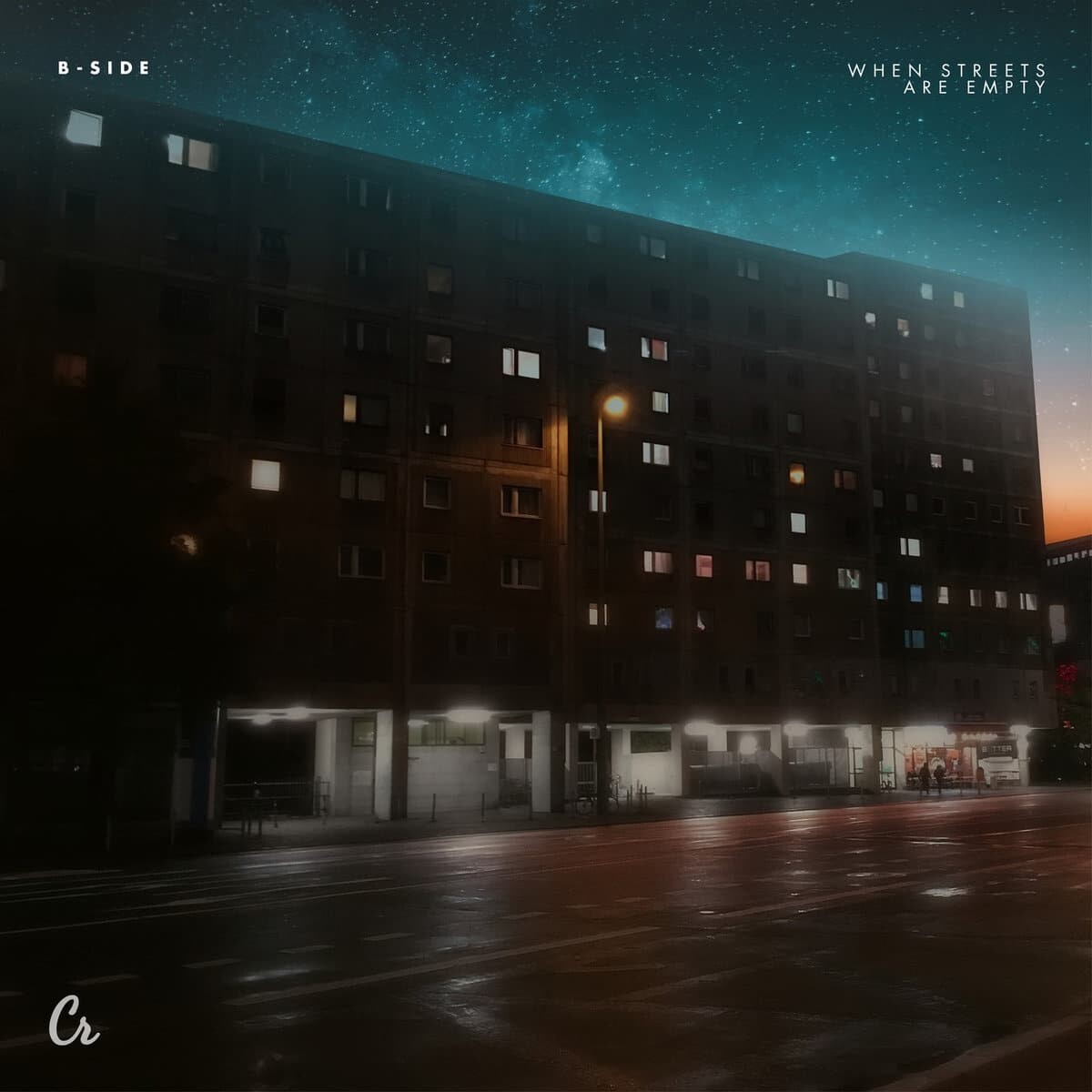 B-Side - When Streets are Empty - Chillhop Records