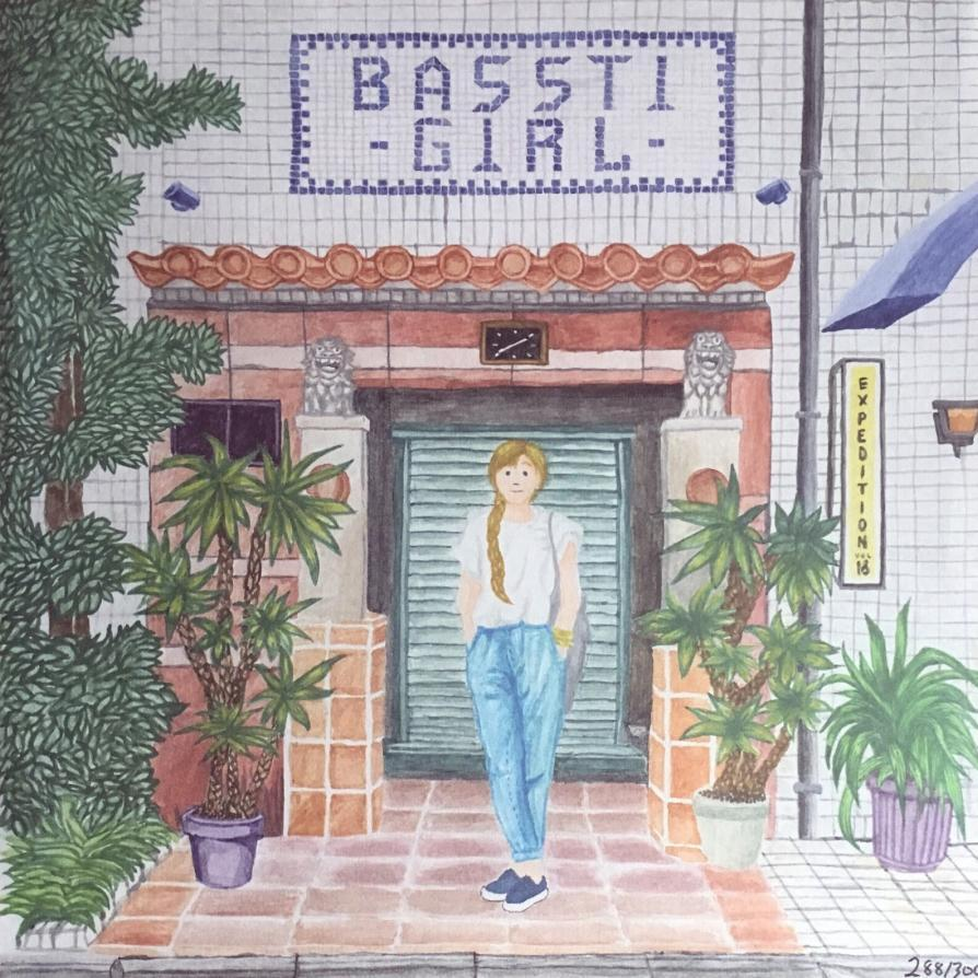 Bassti - EXPEDITion Vol. 18: Girl