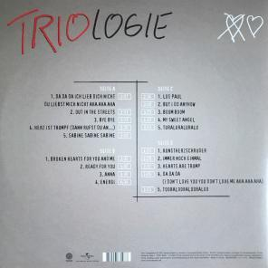 Trio ‎- Triologie - The Best Of 2