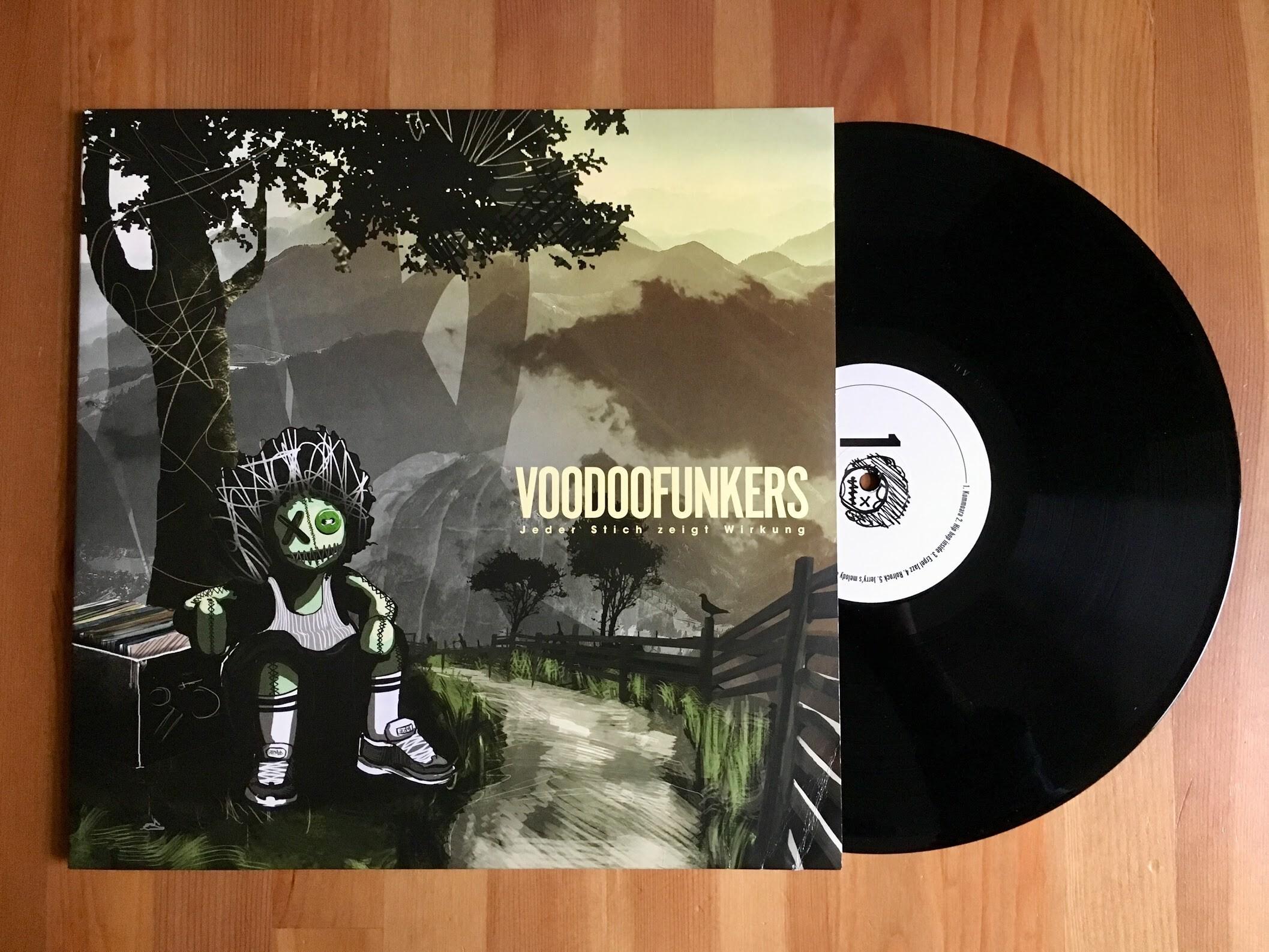 Voodoofunkers - Jeder Stich Zeigt Wirkung