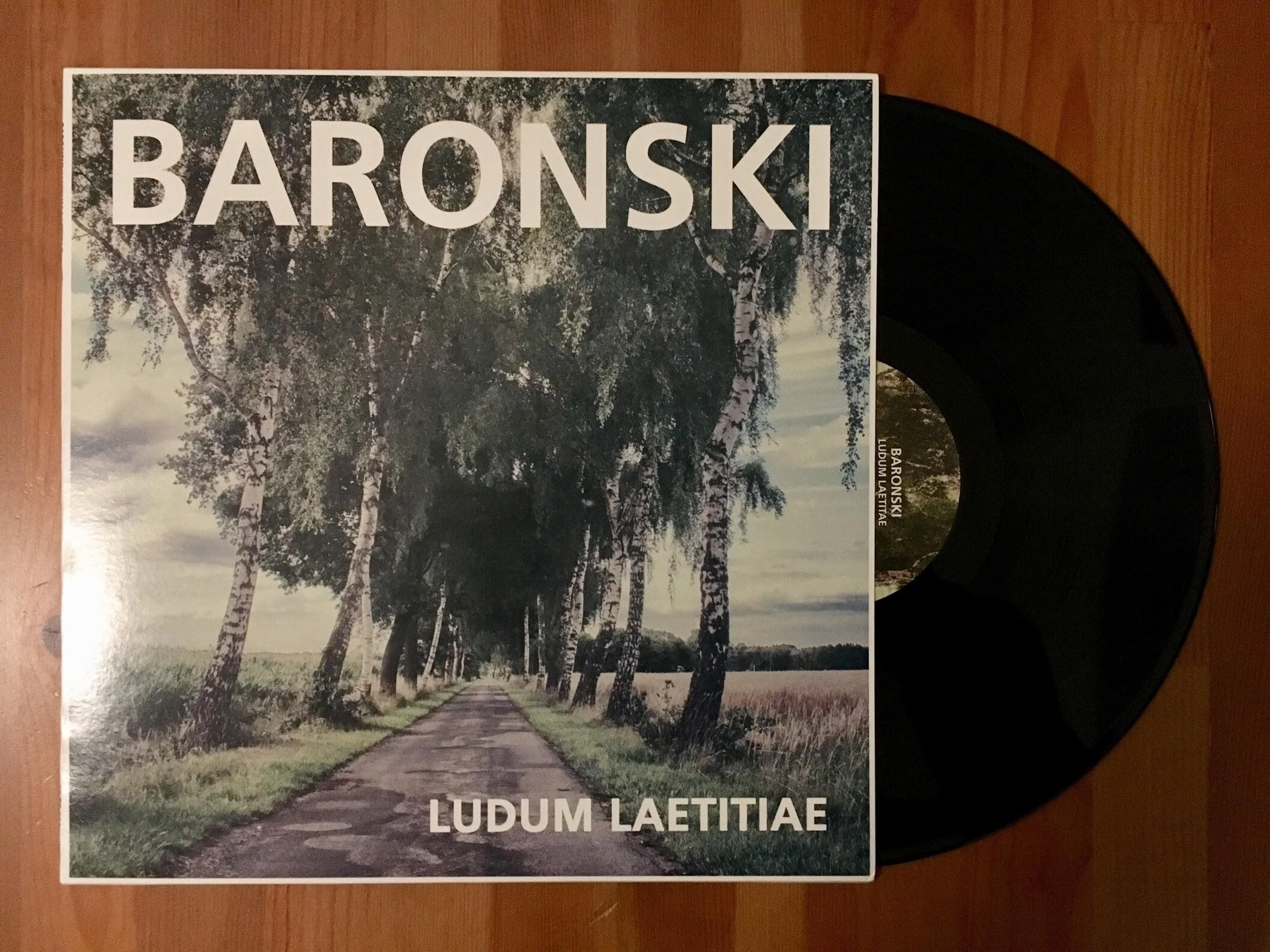 Baronski - Ludum Laetitiae