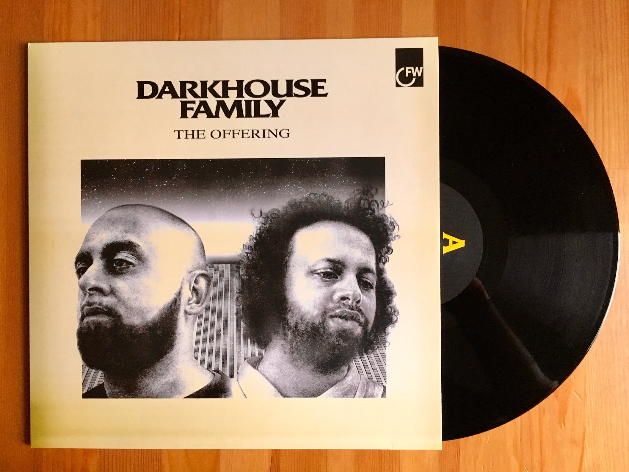 Darkhouse Family - The Offering - First Word Records