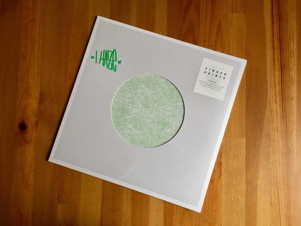 Isaac Haze – Fingerprints - Volume 1