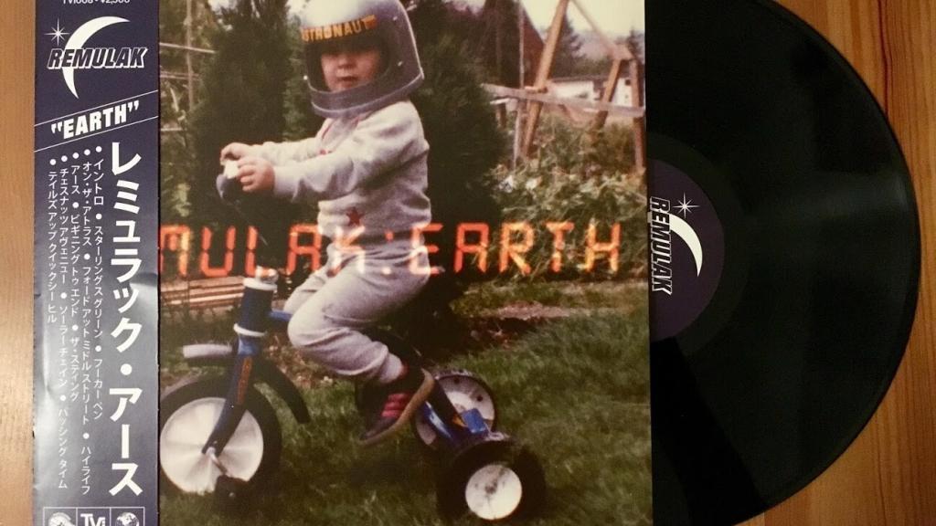 Remulak - Earth - Village Live - TVI008
