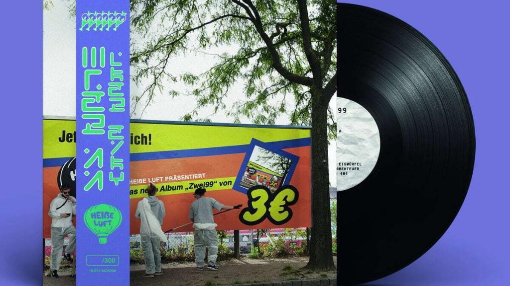 3€ - Zwei99 (Heiße Luft)