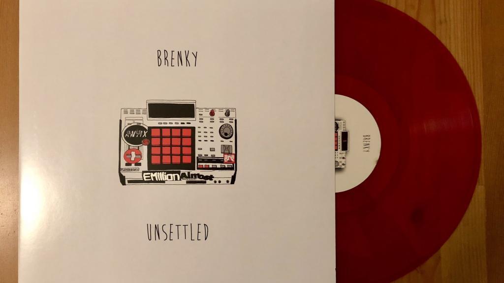 Brenky - Unsettled (VinDig281)