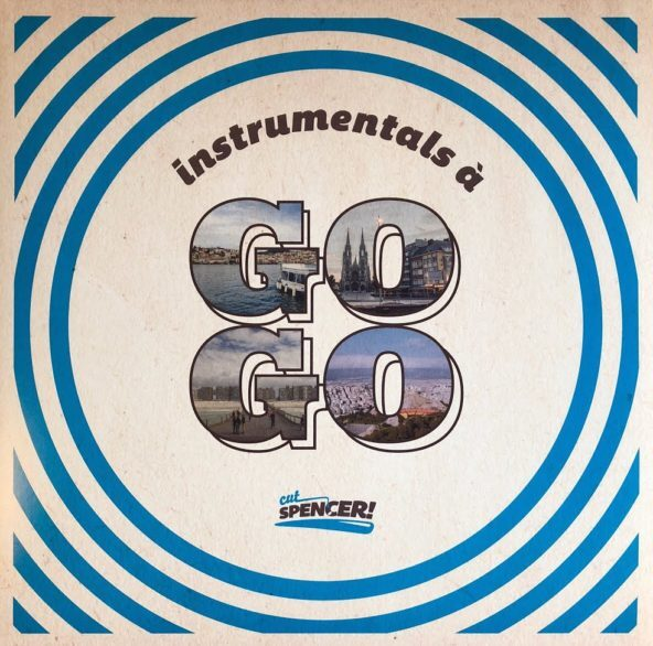 Cut Spencer - Instrumentals a gogo
