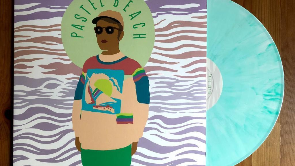 Engelwood - Pastel Beach - Vinyl Digital - VINDIG275