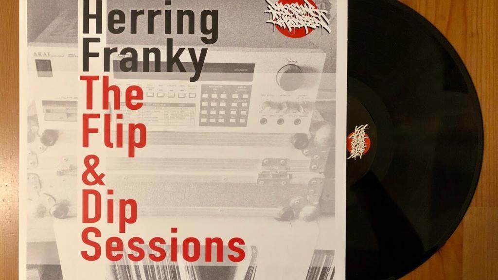 Herring Franky - The Flip & Dip Sessions - MCR-003