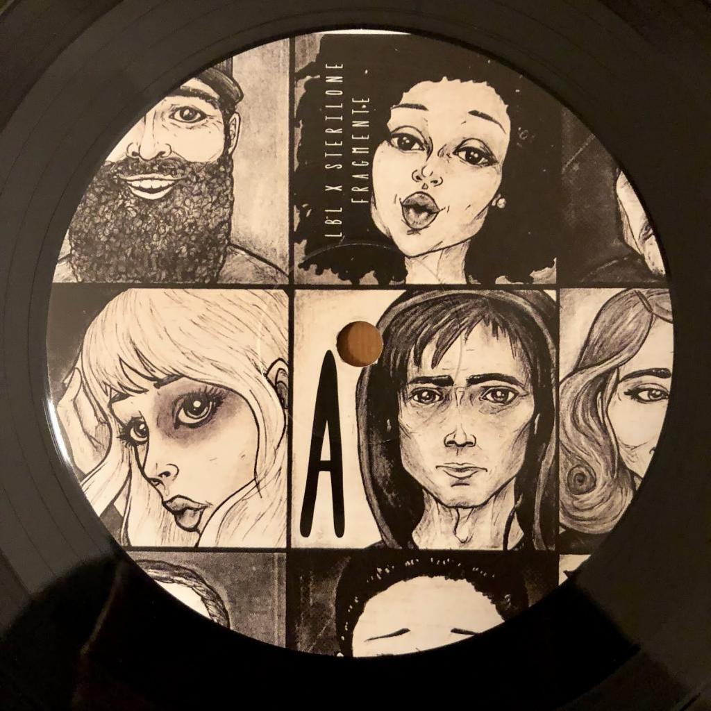 FRAGMENTE - Vinyl Side A
